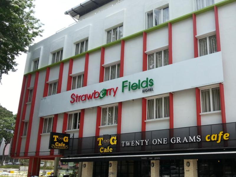 Strawberry Fields Hotel