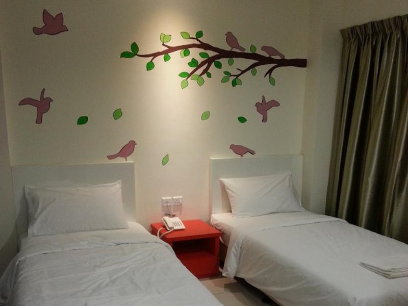 Super Deluxe Room & Super Twin Room